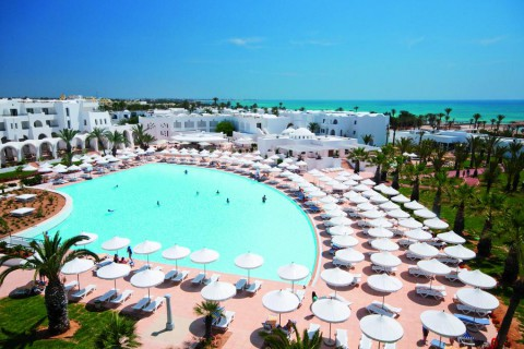 Hotel Club Palm Azur Djerba 4*