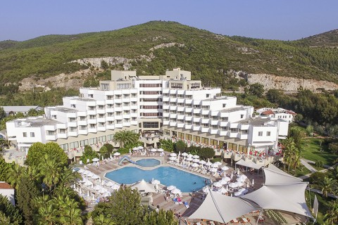 Отель Richmond Ephesus Resort 5*  Ричмонд Эфесус Резорт