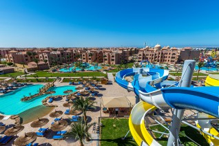 Отель Albatros Aqua Park 4*  Албатрос Аква Парк Albatros Garden Resort