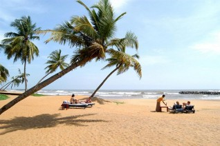 Отель Avani Kalutara 4*  Авани Калутара Kani Lanka Resort & Spa