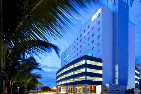 Aloft Cancun 4*