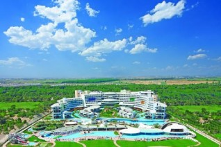 Отель Cornelia Diamond Golf Resort & Spa 5*  Корнелия Даймонд Гольф Резорт Энд Спа