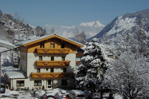 Wilhelmina Pension (Zell Am See) 3*