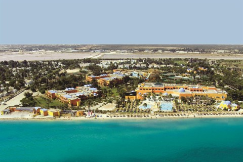 Magic Carribean Monastir 4*