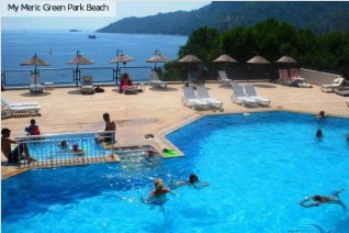 Dora Beach Turunc (Ex Green Park Beach) 4*