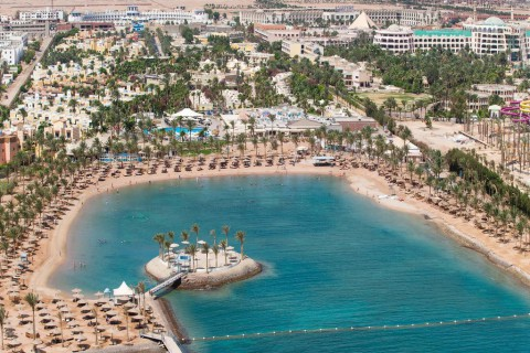 Отель Mirage Bay Resort & Aquapark (ex. Lillyland Aqua Park) 4* 4*  Мираж Бей Аквапарк