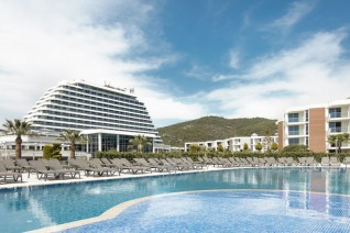 Отель Palm Wings Ephesus Beach Resort 5* HV1 Палм Вингс Эфесус Бич Резорт