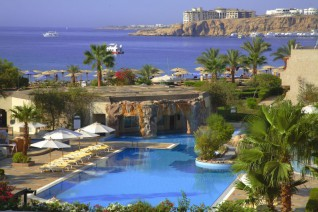 Отель Marriott Beach Resort Sharm 5*  Мариотт Бич Резорт Шарм