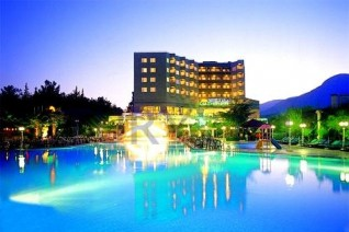 Отель Armas Kaplan Paradise 5*  Армас Каплан Парадайз Jeans Club Hotels Kaplan