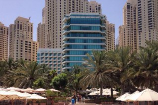 Hilton Dubai The Walk 4*+