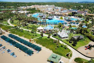 Отель Splashworld Pegasos World 5*  Сплеш Ворлд Пегасос Tt Hotels Pegasos World